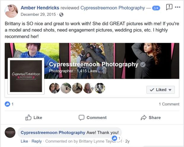 Amber Hendricks Review